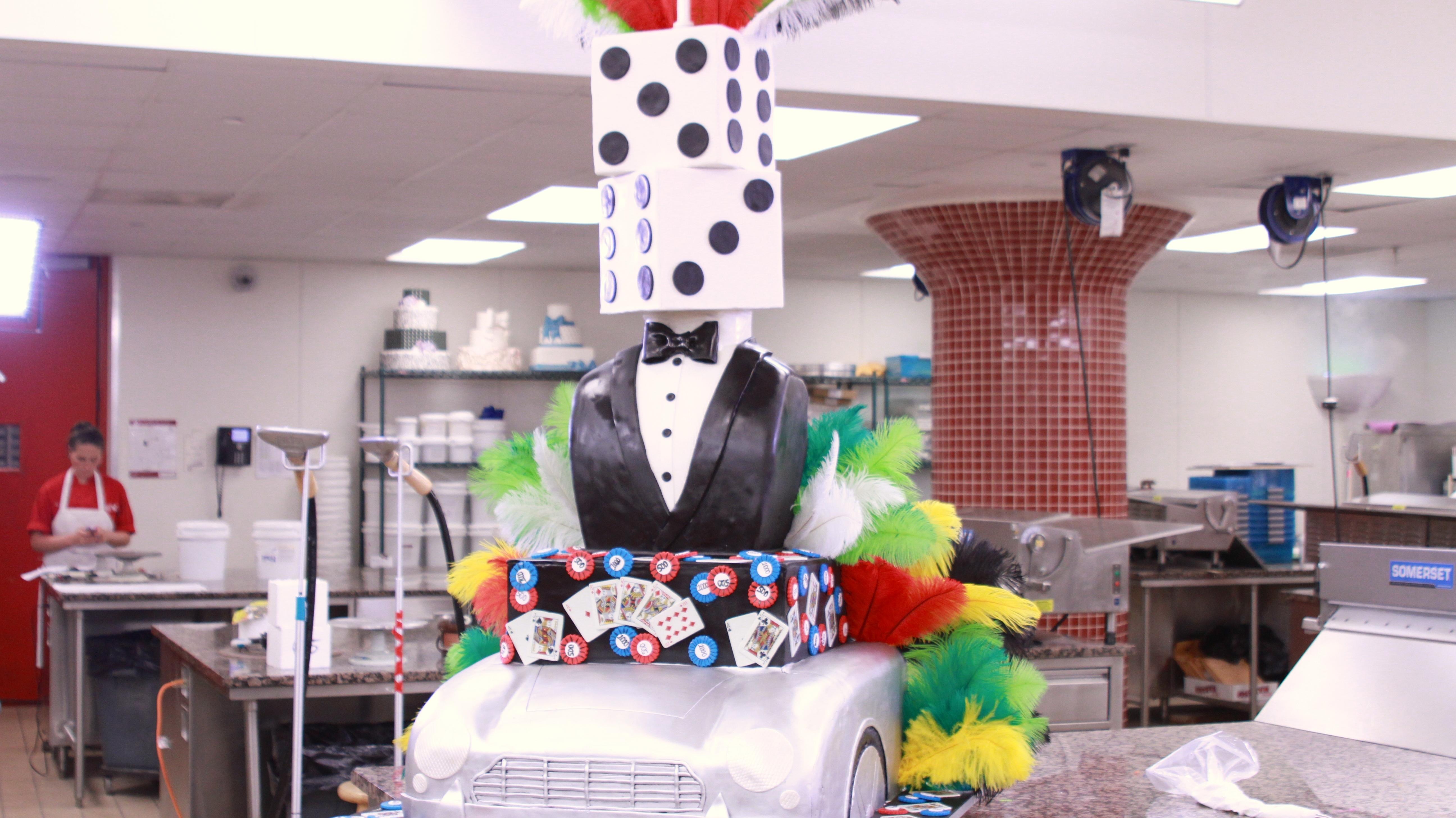 Cake Boss S08 E06 Spies Splashes and Bakery Love