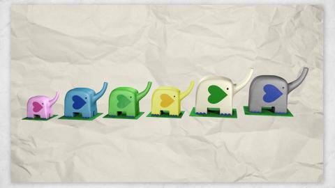 {E}08: Der Elephanten-Kuchen
