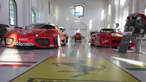 {S}03.{E}08. Ferrari California T