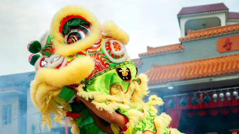 {S}10.{E}11: Lion Dance, Tunnel, Super Sopper