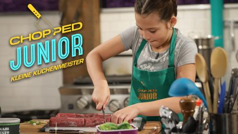 Chopped Junior - Kleine Küchenmeister