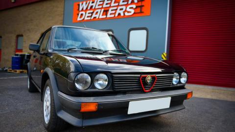 {S}12.{E}12: Alfa Romeo Alfasud