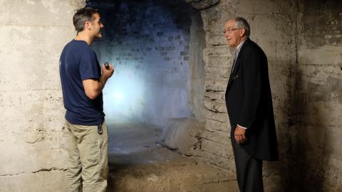 {S}01.{E}03: Capone's Escape Tunnels