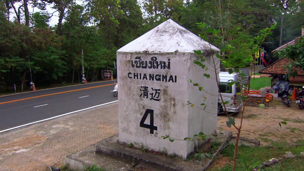 {S}24.{E}13: Mit Motorrad in Chiang Mai