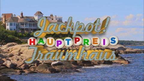 JACKPOT! - HAUPTPREIS TRAUMHAUS!