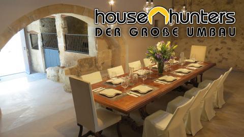 HOUSE HUNTERS - DER GROßE UMBAU