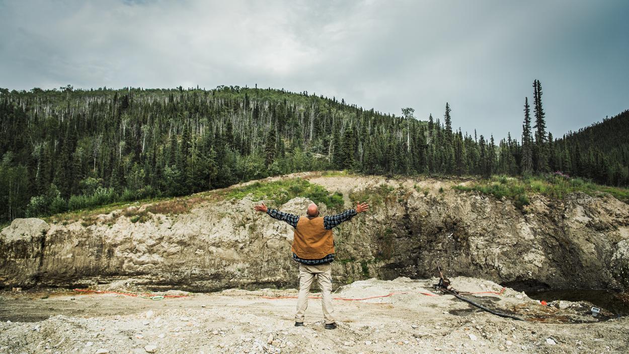 Goldrausch am Yukon: Die Wildnis ruft!