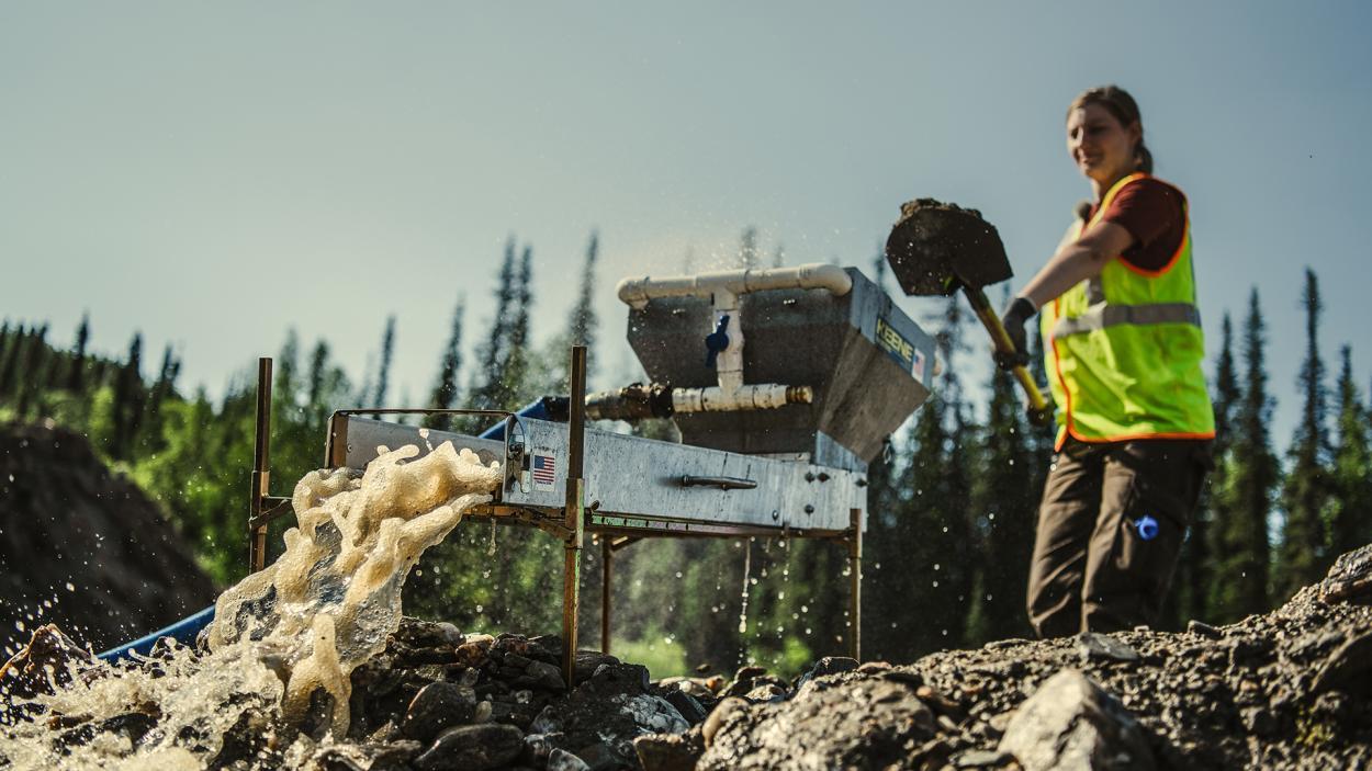 Goldrausch am Yukon: Alles wird durchforstet!