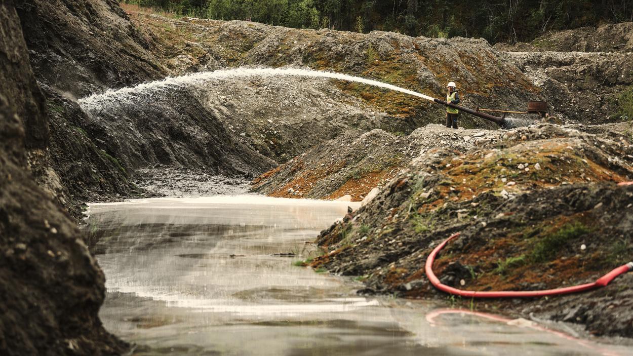 Goldrausch am Yukon: So viel Natur, so wenig Mensch