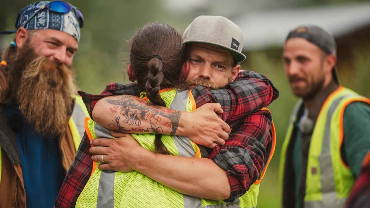 Goldrausch am Yukon: große Emotionen