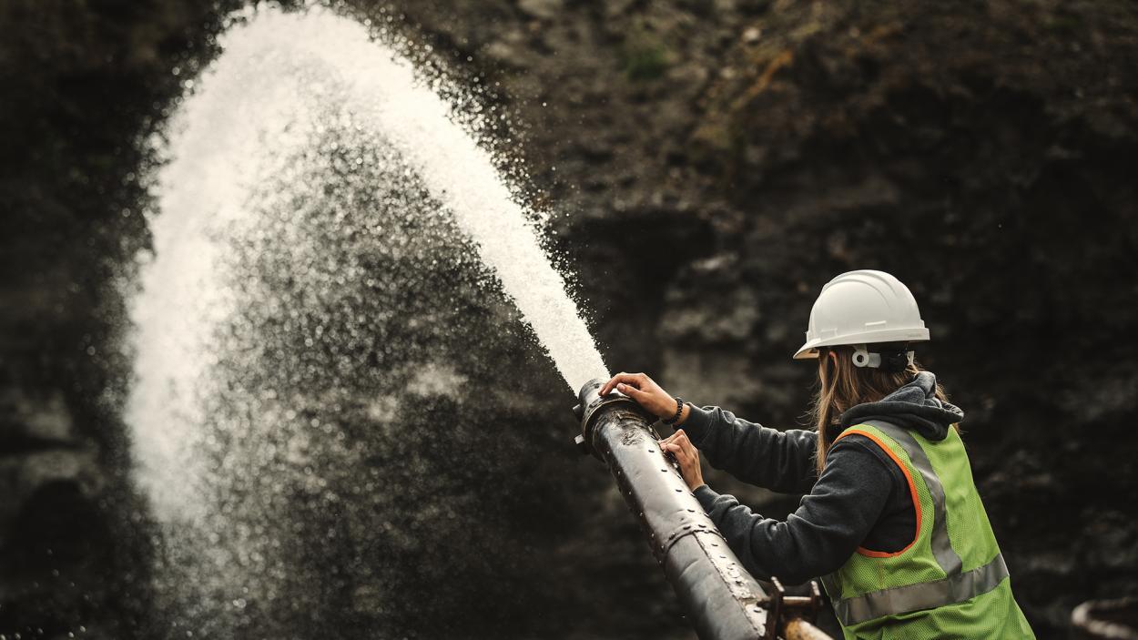 Goldrausch am Yukon: Frauenpower!