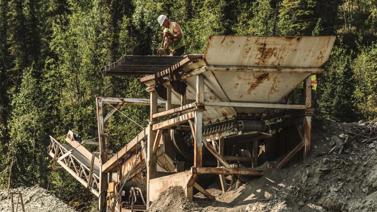 Goldrausch am Yukon Tag 5