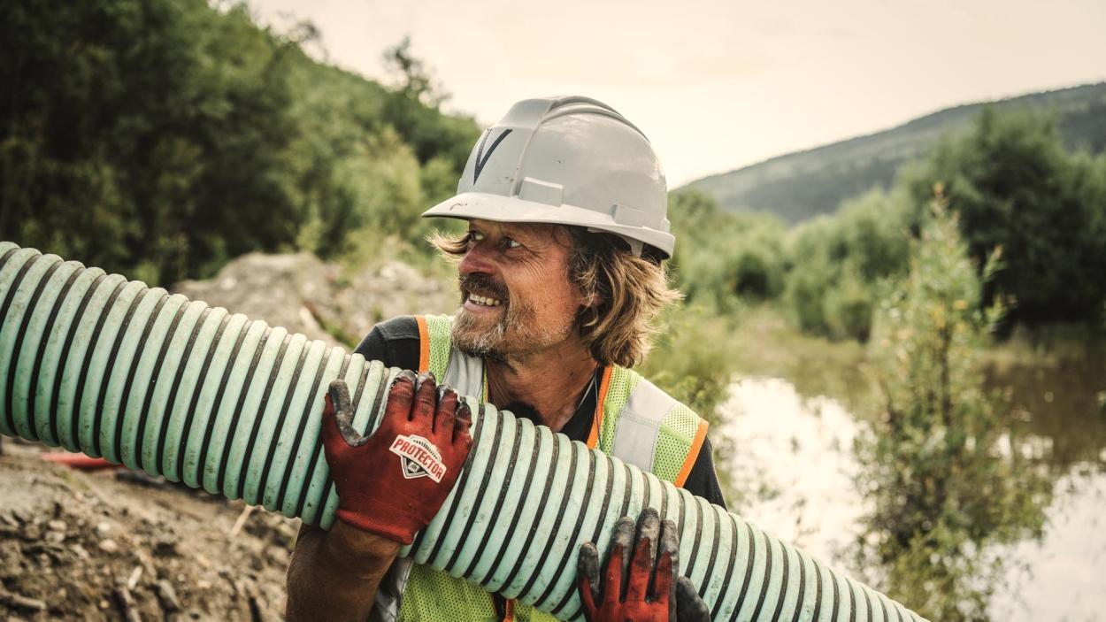 Goldrausch am Yukon: Wer hält durch?