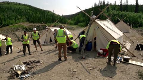 Folge 2: Goldrausch am Yukon: Was bisher geschah -Teil 1