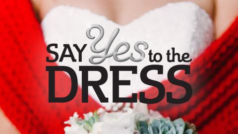 Say Yes To The Dress: The 12 Dresses Of Christmas