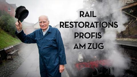 RAIL RESTORATION - PROFIS AM ZUG