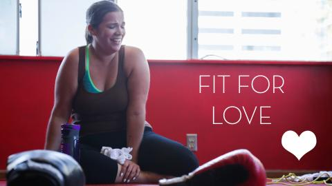 FIT FOR LOVE - STAFFEL 1 JETZT ONLINE!