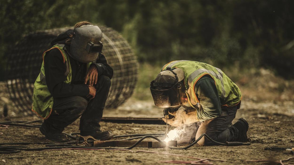 Goldrausch am Yukon: Schweiß um dein Leben!