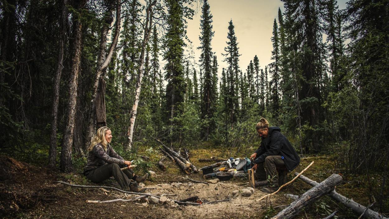 Goldrausch am Yukon: Neue Freunde finden