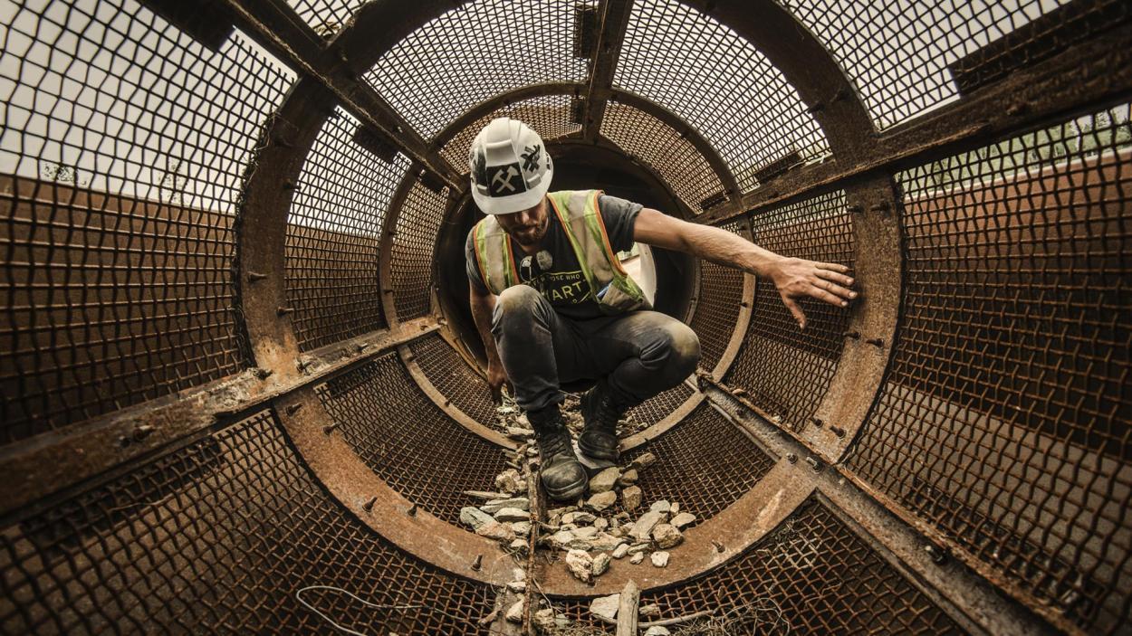 Goldrausch am Yukon: An jedem Tag neue Herausforderungen