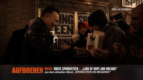 Trailer: Bruce Springsteen