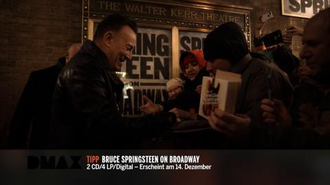 CD- Tipp: Bruce Springsteen