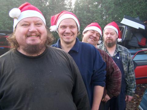 Die Ludolfs...feiern Weihnachten