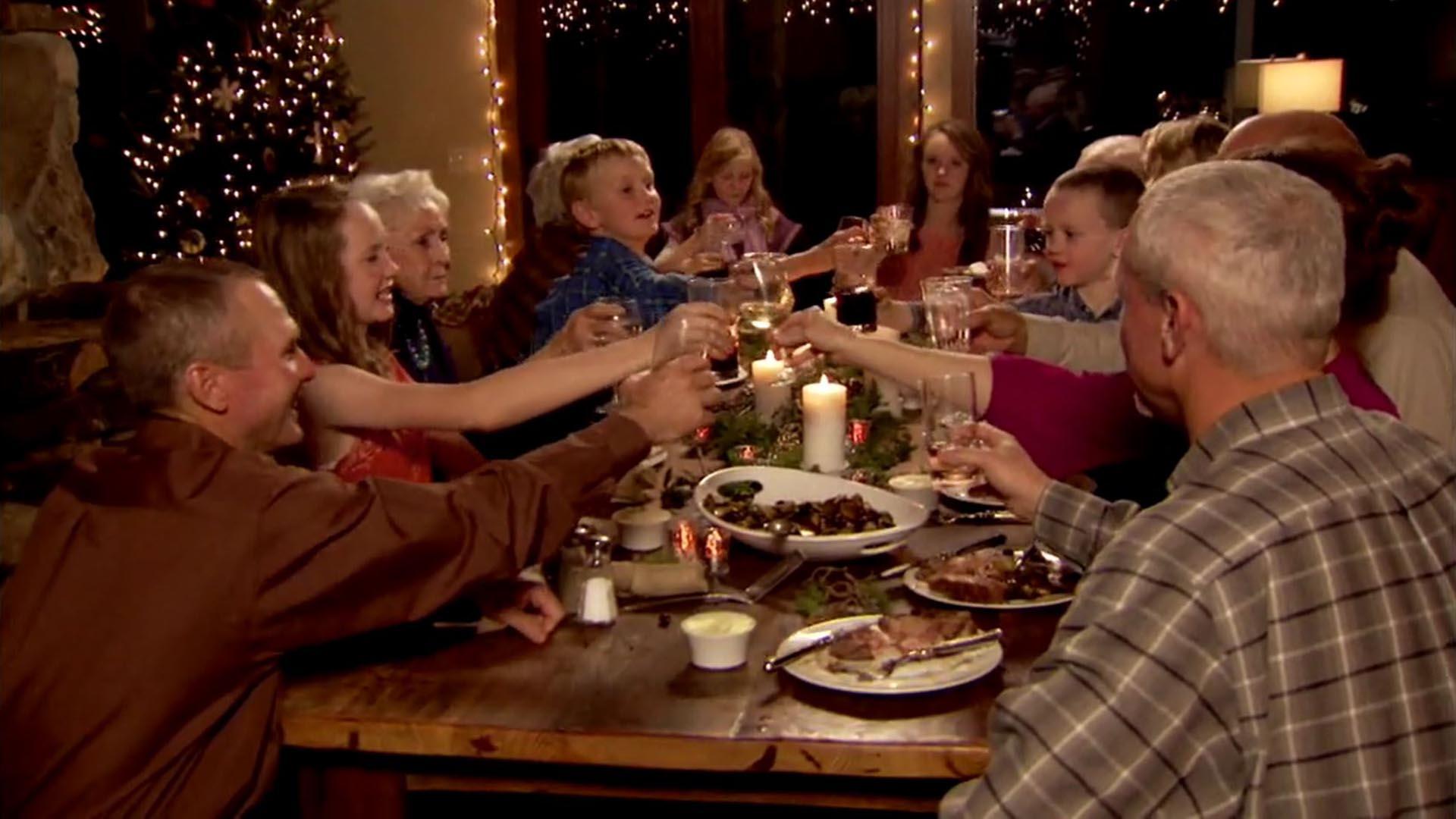 Rees Country Kuche S01 F01 Weihnachten