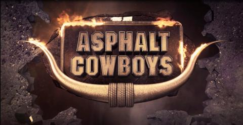 DIE ASPHALT COWBOYS:  WIEDER ON THE ROAD!