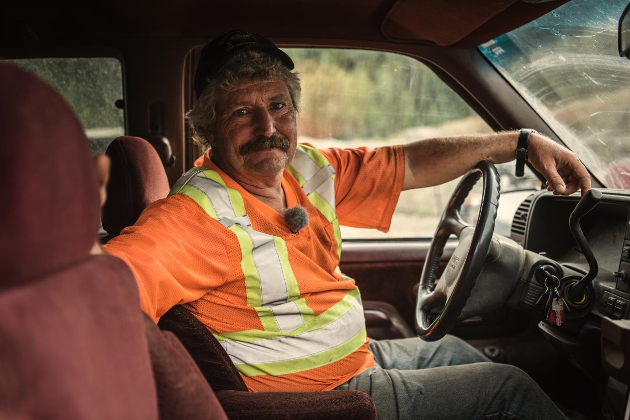 Goldrausch am Yukon: Wie zufrieden ist David Millar mit seinen Schürfern?