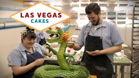Las Vegas Cakes: Weihnachten in Vegas