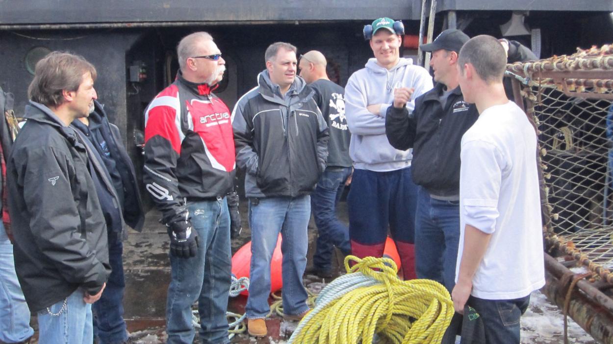 OCC goes Krabbenfischen