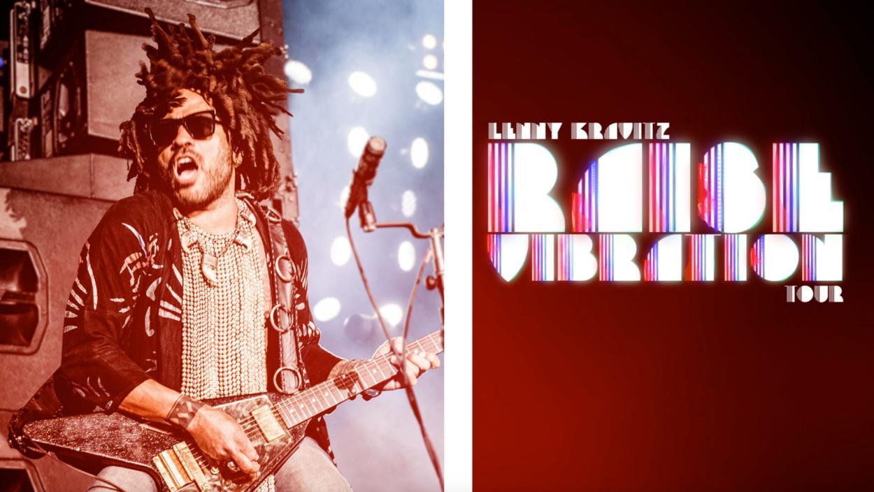 DMAX Tour-Tipp: Lenny Kravitz
