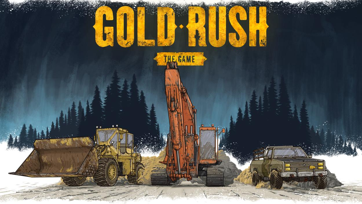 GOLDRUSH - THE GAME