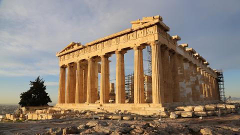 {S}01.{E}01: Secrets Of The Acropolis