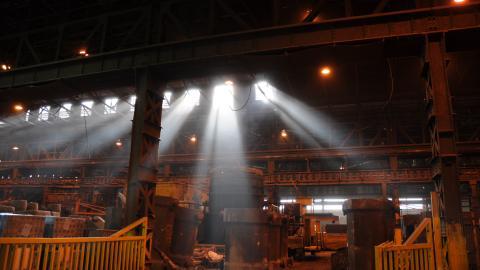 {S}01.{E}03: Forgemasters Steel