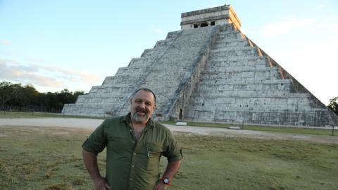 {S}01.{E}02: Secrets Of The Maya Pyramid
