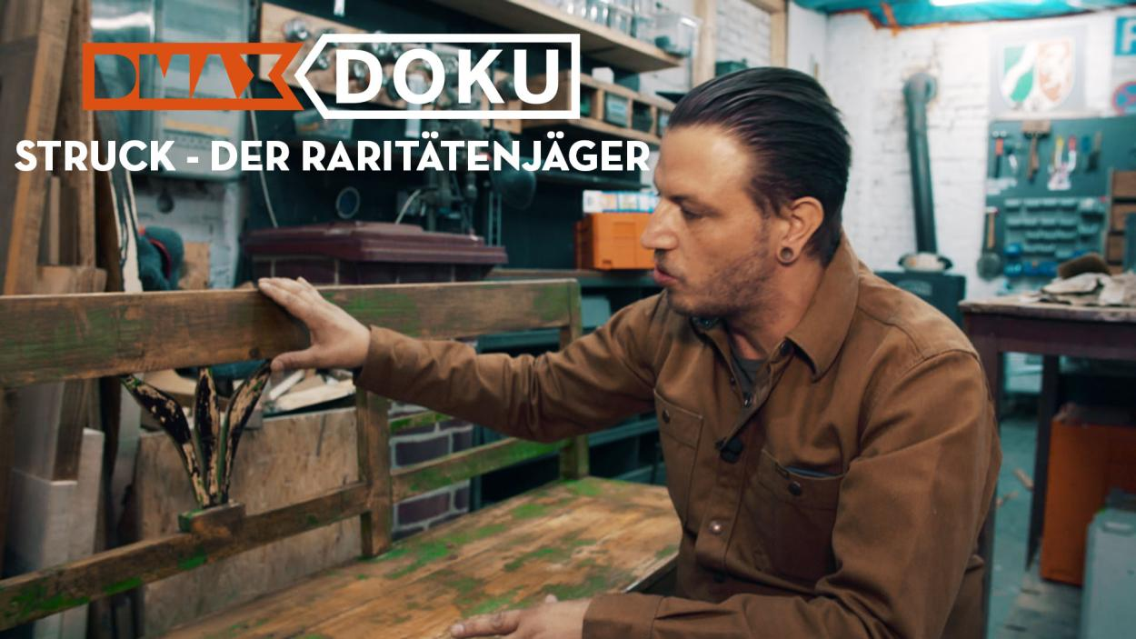 STRUCK - DER RARITÄTENJÄGER