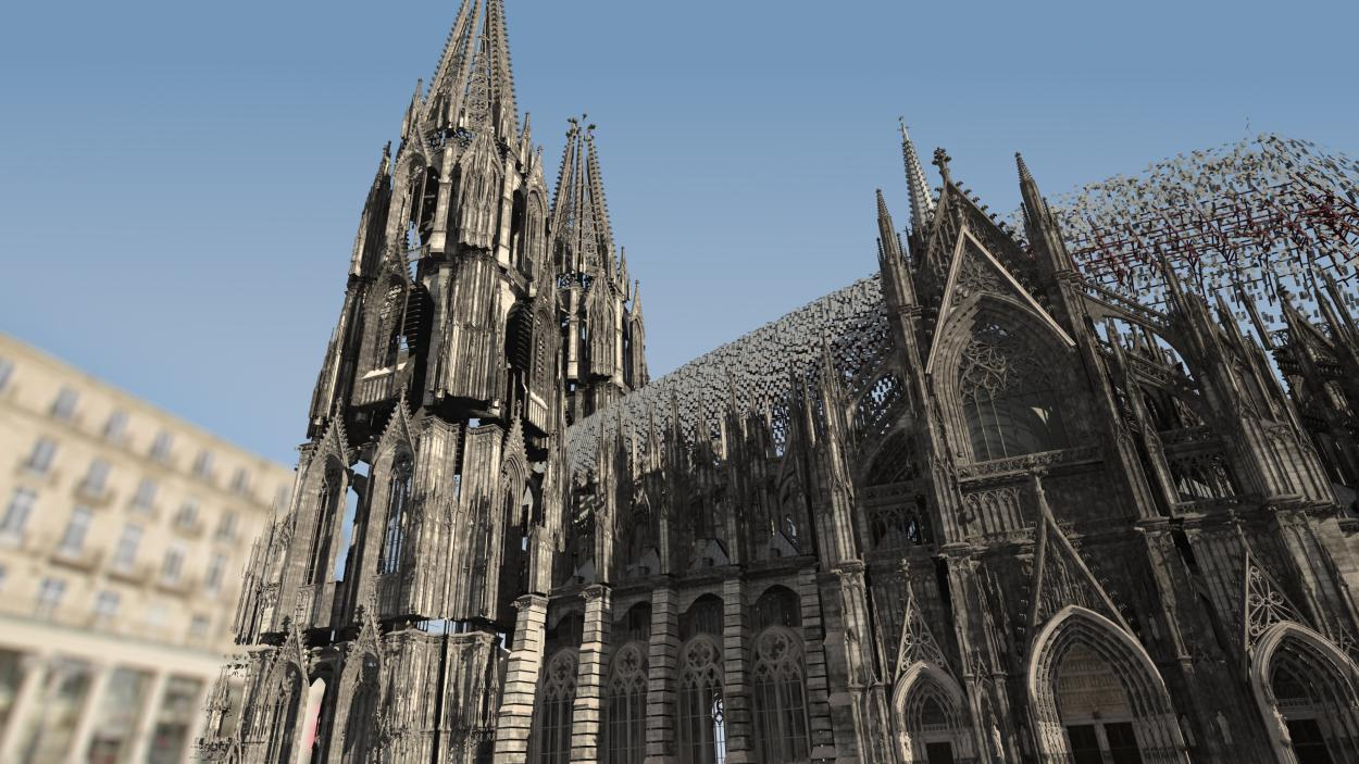 {S}01.{E}03: Medieval Cathedral Mysteries