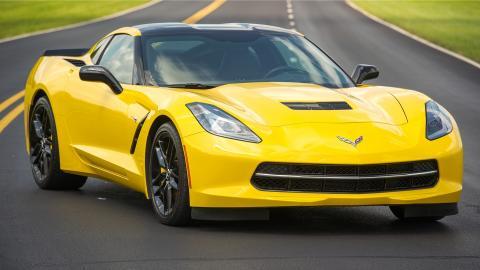 {S}02.{E}08: Chevrolet Corvette Stingray