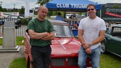 {S}01.{E}01: Triumph Herald