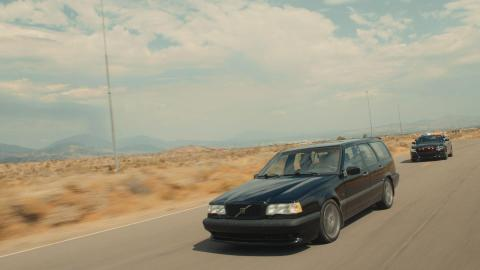 {S}15.{E}02. Volvo 850 Turbo – 5R