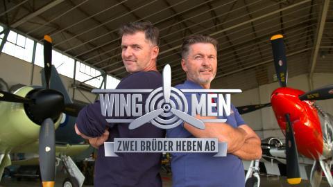 Wingmen - Zwei Brüder heben ab