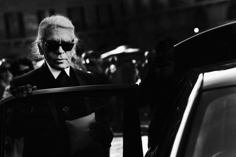 Zum Tod von Karl Lagerfeld: Revolutionäre Kreationen für die Braut