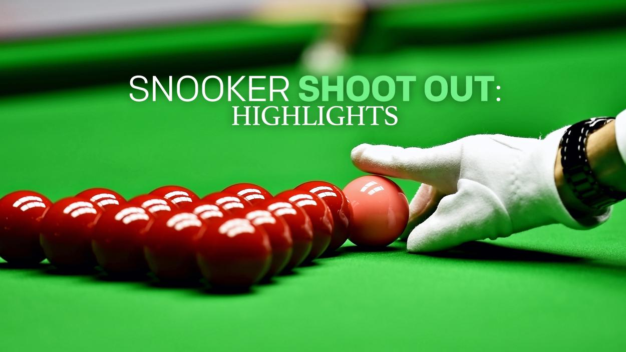Snooker Shoot Out Highlights