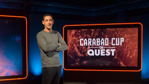 {S}01.{E}08: Carabao Cup On Quest 24.02.19