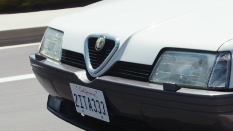 {S}15.{E}05. 1991 Alfa Romeo 164L