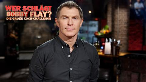 Wer schlägt Bobby Flay? - Die große Koch-Challenge