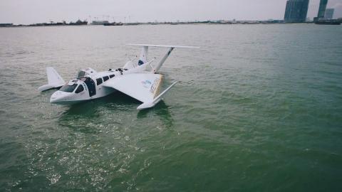 {S}03.{E}01: Flugzeug-Speedboot