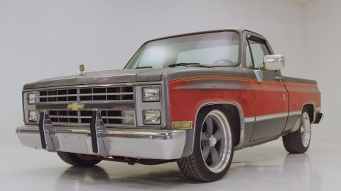 {S}02.{E}05. 86er Chevrolet Silverado